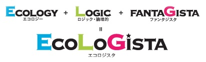 ECOLOGY+LOGIC+FANTAGISTA=ECOLOGISTA